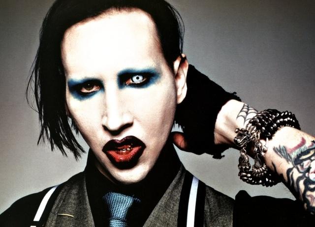 Personal Antichrist. Recenzja biografii Marilyna Mansona