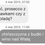 Prosecco z truskawkami czy wino nad Wisłą?