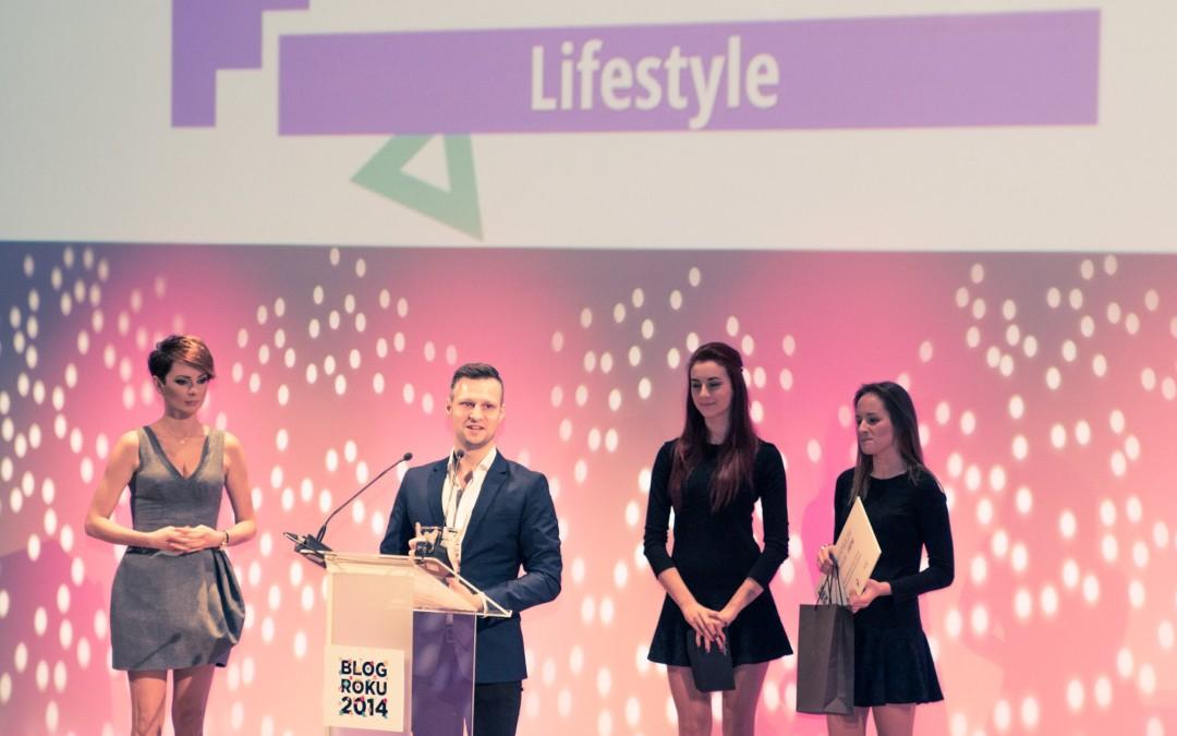 Pięć kilogramów szczęścia i Gala Blog Roku 2014
