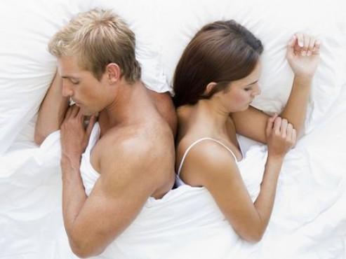O czym nie mówi się w łóżku?
