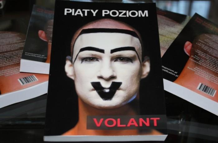 Piąty poziom – premiera książki Volanta