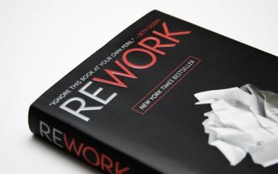 """Wióry, jedna z wielu koncepcji, dla których warto przeczytać """"Rework"""""""