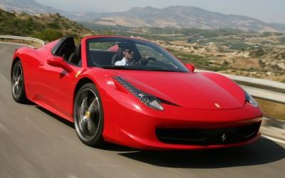 Wymienię życie wieczne na Ferrari